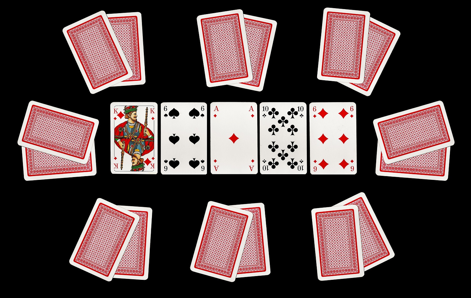 Texas Hold'em Strategy: Playing Pairs on the Flop