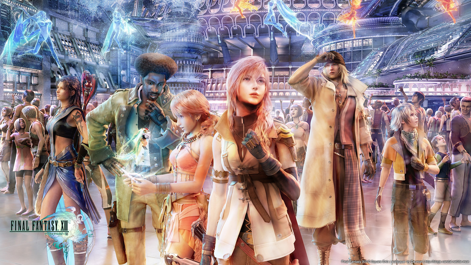Final Fantasy 13: A Game for the Masses