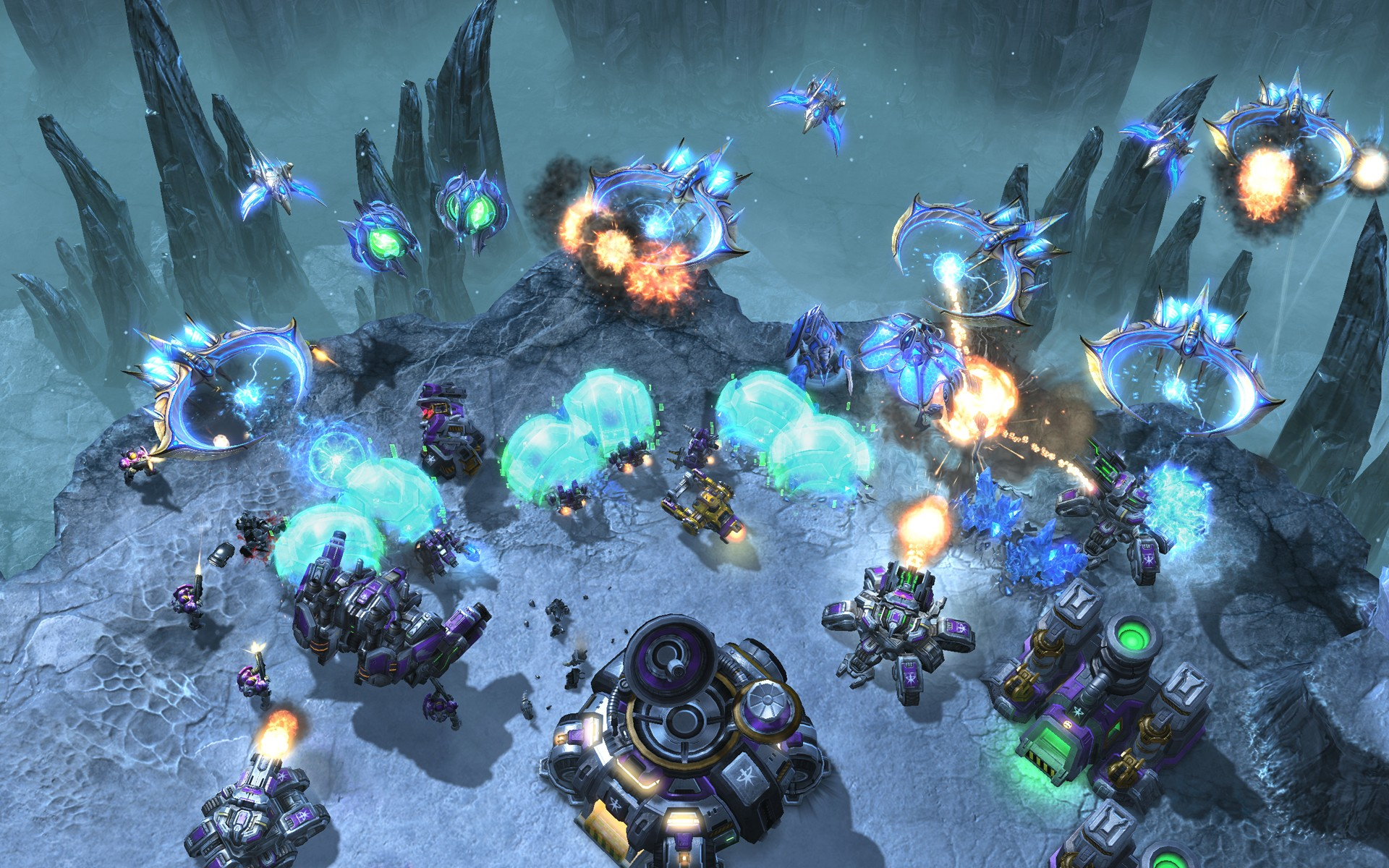 Starcraft II Preview