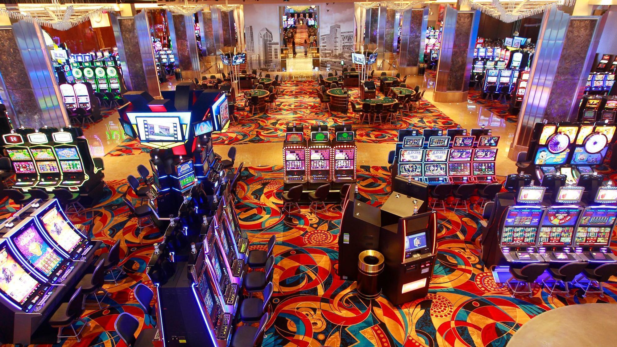 Foxwoods And Turning Stone Casinos