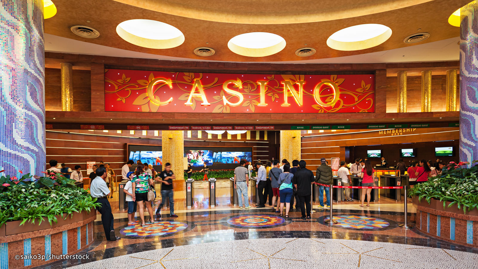 Choose The Right Service Provider For The Slot Machine In Casino