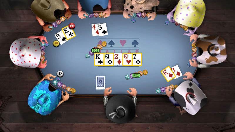 Online Poker Versus Casino Poker Which Is Better