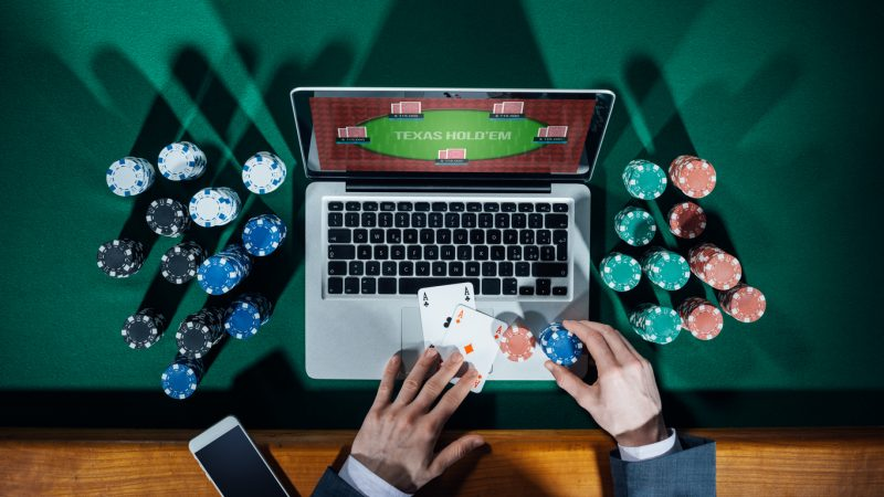 The Simplest Way Of Selling Internet Casino