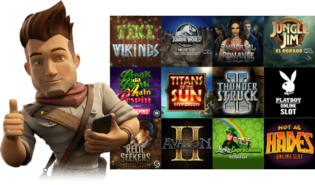 Microgaming's New Online Gambling Video Slots for October